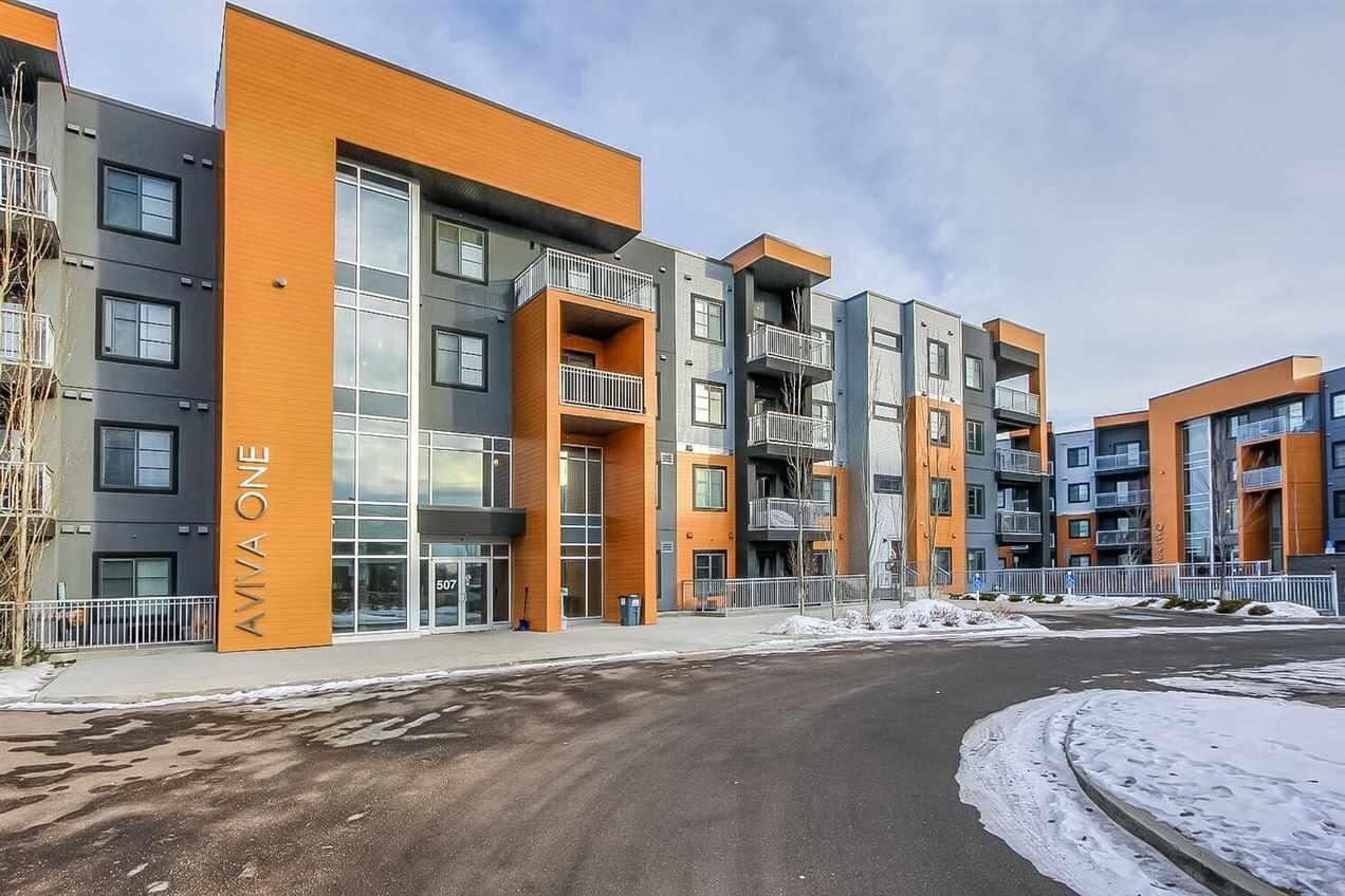 Condo for sale at 507 Albany Wy NW Unit 116 Edmonton Alberta - MLS: E4225279