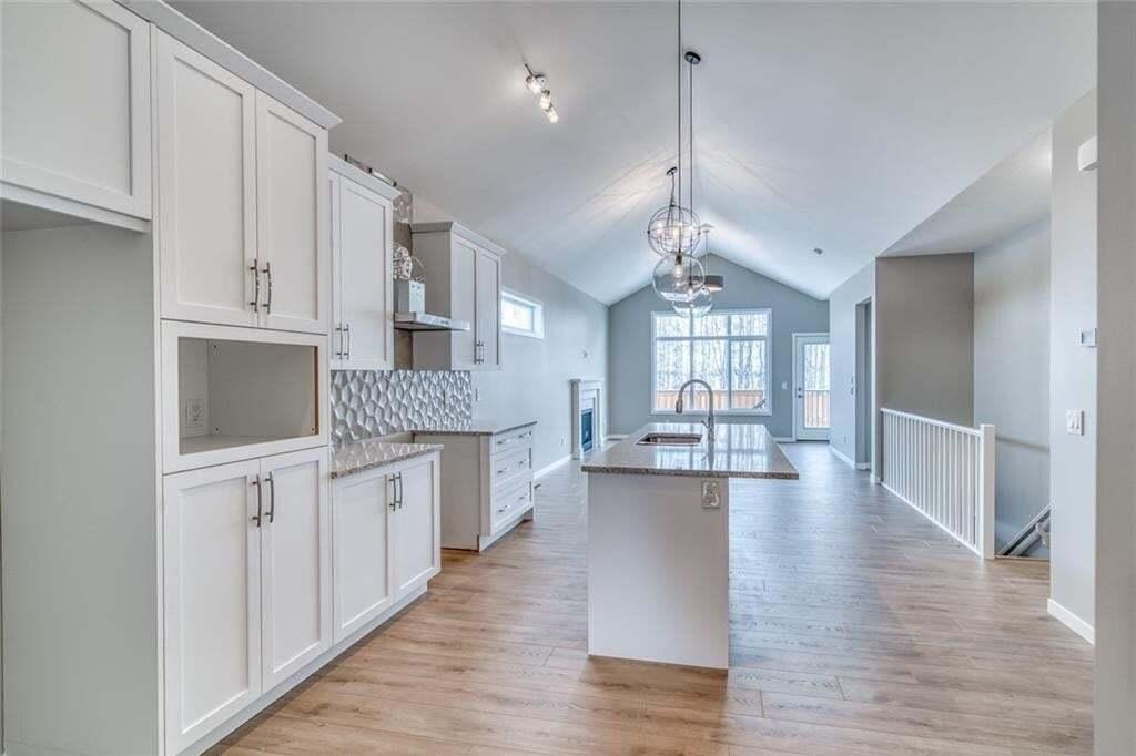 Townhouse for sale at 55 Fireside Ci Unit 116 Fireside, Cochrane Alberta - MLS: C4286692