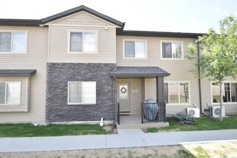 Townhouse for sale at 5521 Blake Cres Unit 116 Regina Saskatchewan - MLS: SK795842