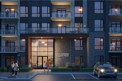 Residential property for sale at  Harbour St Unit 116 Collingwood Ontario - MLS: 40014560