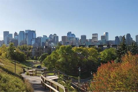 Condo for sale at 823 5 Ave Northwest Unit 116 Calgary Alberta - MLS: C4286789