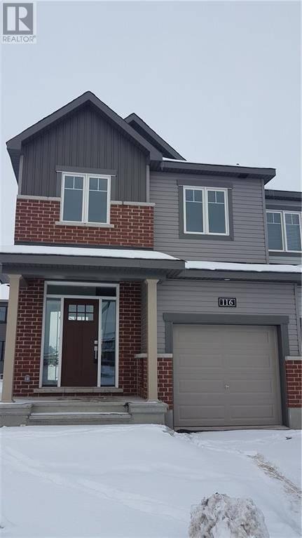 Townhouse for rent at 116 Aquarium Ave Ottawa Ontario - MLS: 1179369