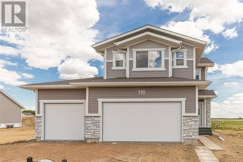 House for sale at 116 Bitner Pl Dalmeny Saskatchewan - MLS: SK776175