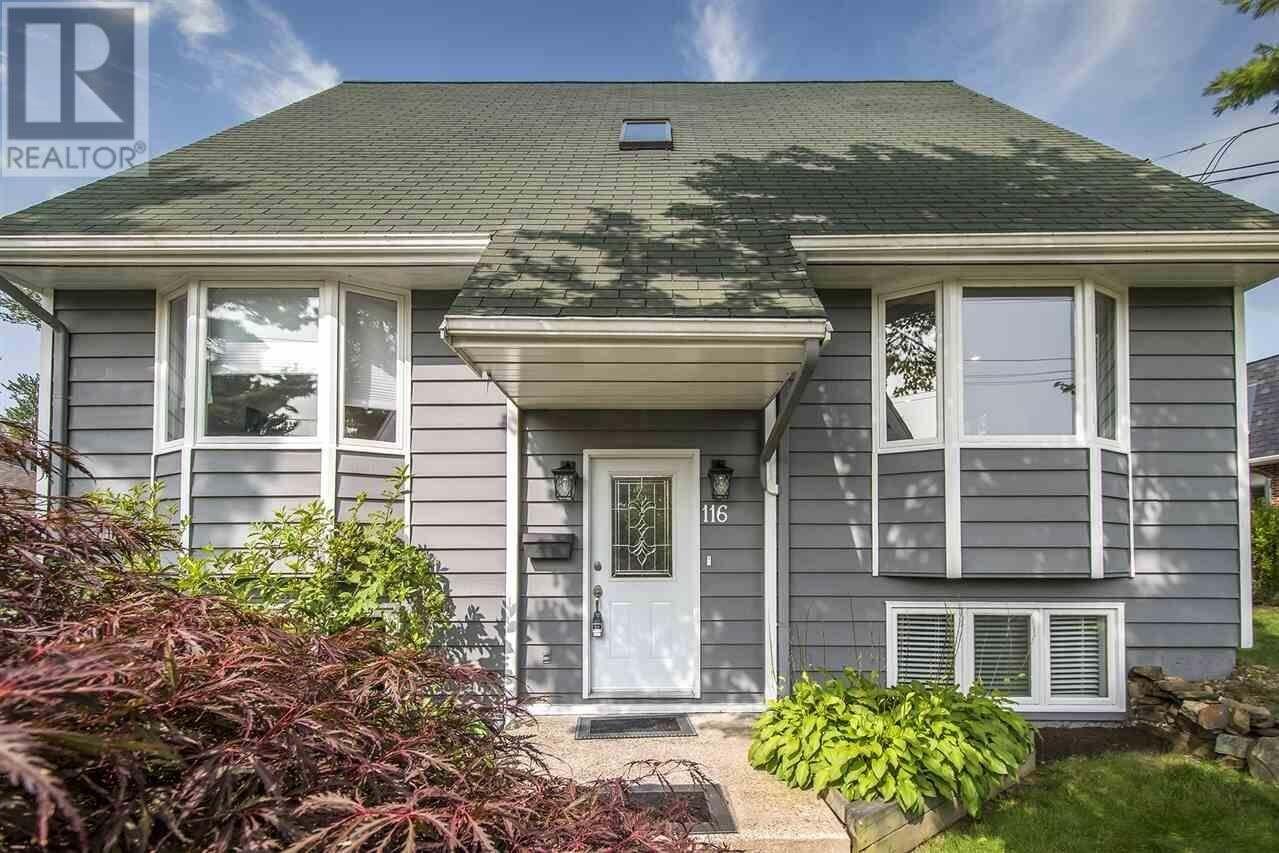 House for sale at 116 Brook St Halifax Nova Scotia - MLS: 202019235