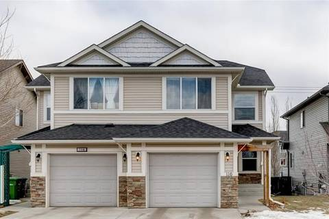 Townhouse for sale at 116 Canals Circ Southwest Airdrie Alberta - MLS: C4283126