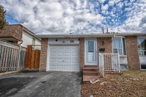 House for sale at 116 Centre St Brampton Ontario - MLS: W4389242