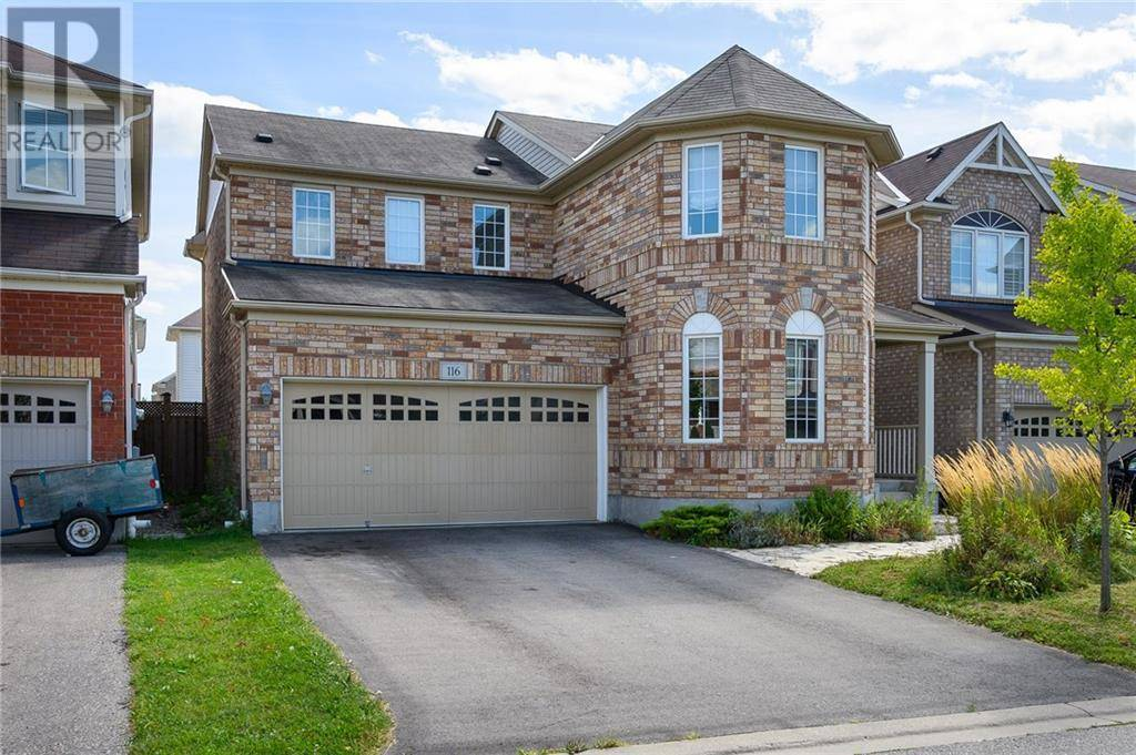 House for sale at 116 Chase Cres Cambridge Ontario - MLS: 30762589