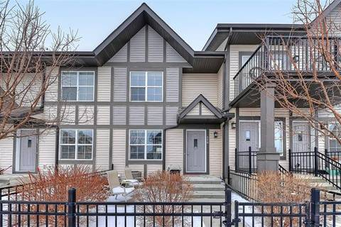 Townhouse for sale at 116 Cranford Ct Southeast Calgary Alberta - MLS: C4285524