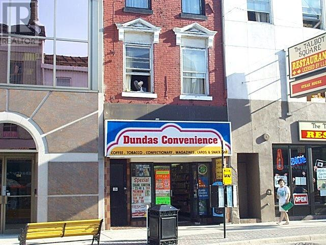 Removed: 116 Dundas Street, London, ON - Removed on 2017-11-18 09:05:49