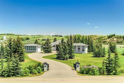 House for sale at 116 Emerald Bay Dr Rural Rocky View County Alberta - MLS: C4266818