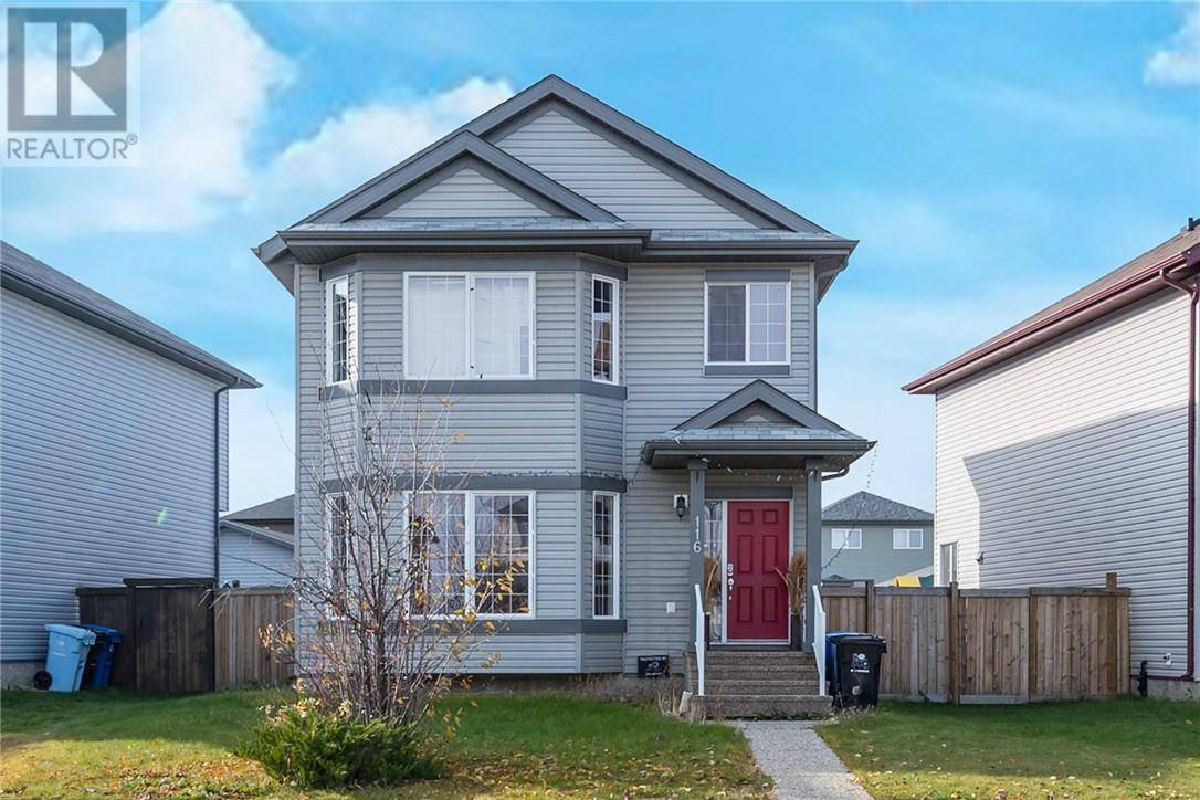 House for sale at 116 Fireweed Cres Fort Mcmurray Alberta - MLS: fm0181318