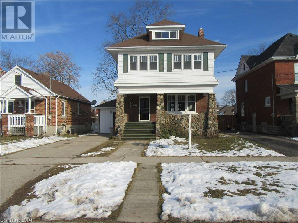 House for sale at 116 Forest Ave St. Thomas Ontario - MLS: 244539
