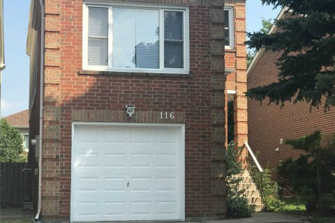 House for rent at 116 Glenmanor Wy Vaughan Ontario - MLS: N4987650