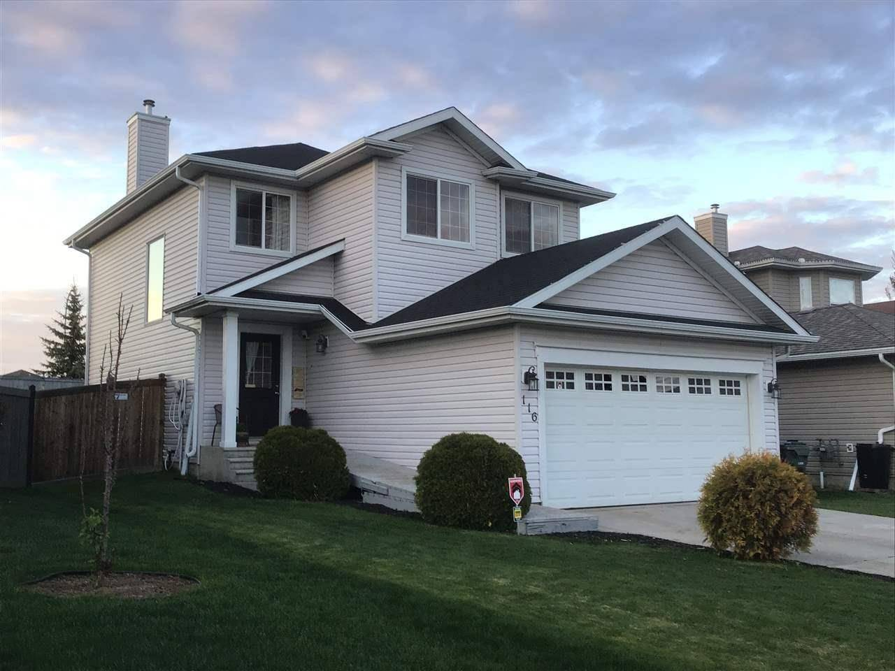 House for sale at 116 Greystone Cres Spruce Grove Alberta - MLS: E4191875