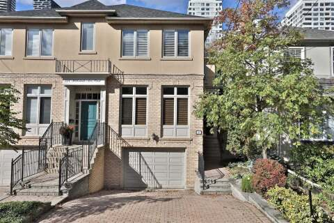 Townhouse for sale at 116 Hillsdale Ave Toronto Ontario - MLS: C4959293