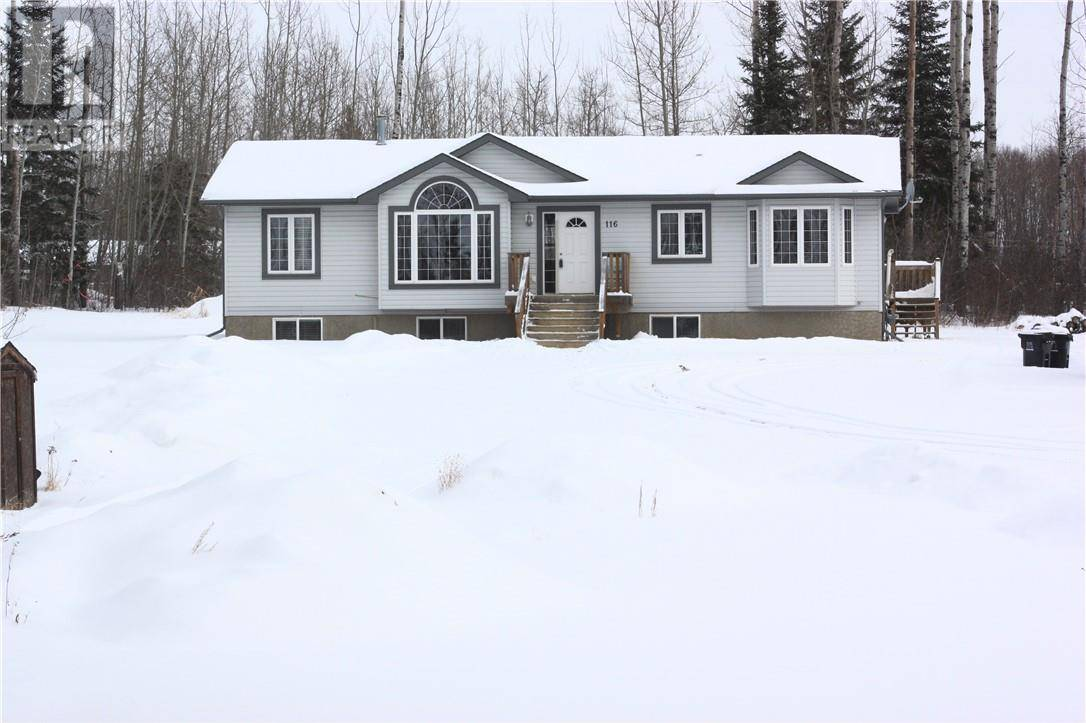 House for sale at 116 Hilyard Rd Anzac Alberta - MLS: fm0188638