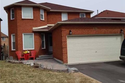 House for sale at 116 Keeler Blvd Toronto Ontario - MLS: E4355122