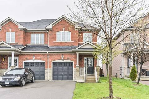 Townhouse for sale at 116 Keystar Ct Vaughan Ontario - MLS: N4450276