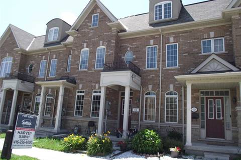 Townhouse for sale at 116 Mary Chapman Blvd Toronto Ontario - MLS: W4524846