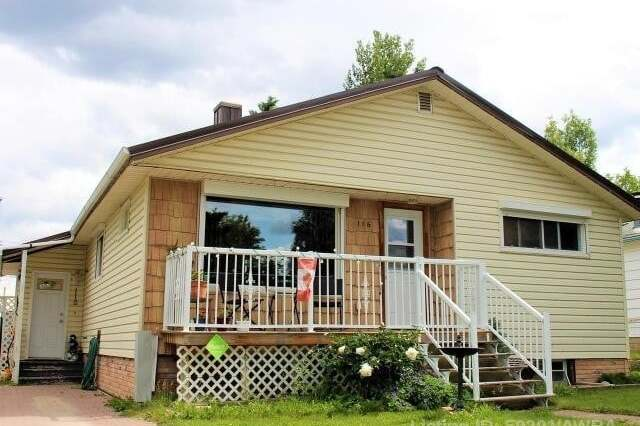 House for sale at 116 Meadow Drive  Hinton Alberta - MLS: AW50291