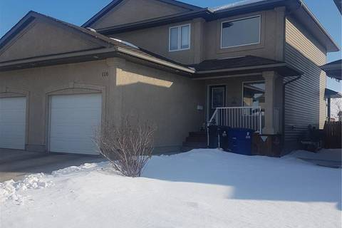 Townhouse for sale at 116 Meadowlark Pk Warman Saskatchewan - MLS: SK800875