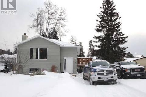 House for sale at 116 Quality Cres Tumbler Ridge British Columbia - MLS: 176454