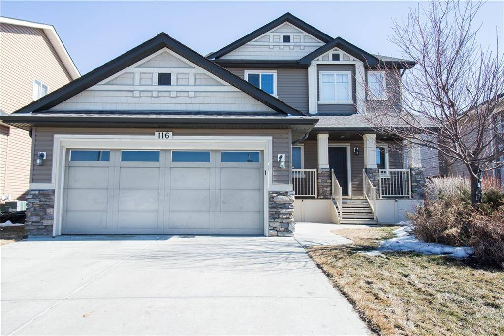 House for sale at 116 Ranch Gt The Ranch_strathmore, Strathmore Alberta - MLS: C4235370