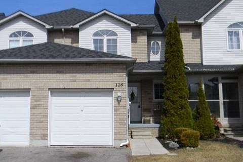 Townhouse for sale at 116 Richfield Sq Clarington Ontario - MLS: E4412728