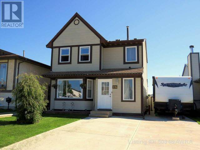 House for sale at 116 Rispler Wy Hinton Hill Alberta - MLS: 50348