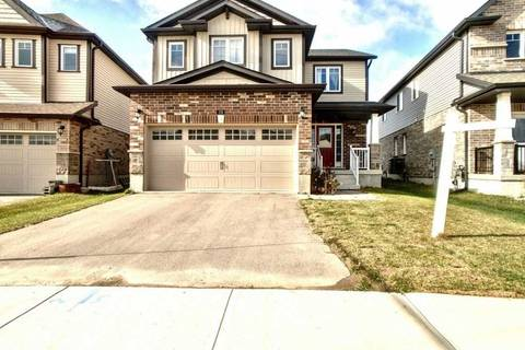 House for sale at 116 Rockcliffe Dr Kitchener Ontario - MLS: X4633386