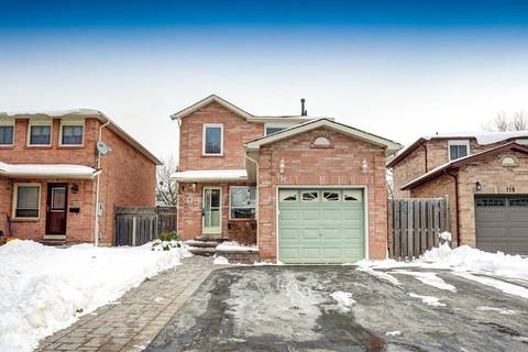 House for sale at 116 Rotherglen Rd Ajax Ontario - MLS: E4674386