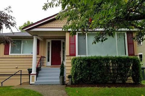 House for sale at 116 Second St New Westminster British Columbia - MLS: R2392839