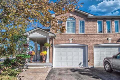 Townhouse for sale at 116 Sherwood Park Dr Vaughan Ontario - MLS: N4802334