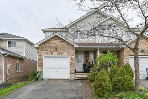Townhouse for sale at 116 Silurian Dr Guelph Ontario - MLS: X4456633