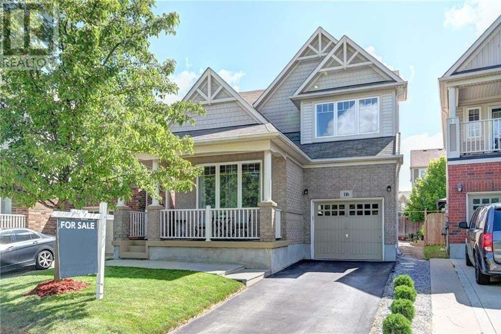 House for sale at 116 Silverthorne Dr Cambridge Ontario - MLS: 30821540