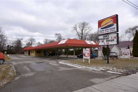 Commercial property for sale at 116 Simcoe St Tillsonburg Ontario - MLS: X4684080