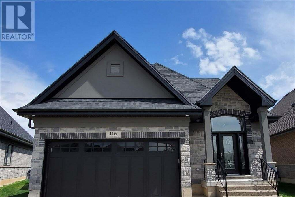 House for sale at 116 St Michael's St Delhi Ontario - MLS: 257237