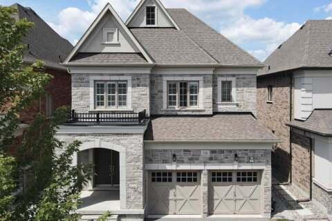 House for sale at 116 Strawbridge Farm Dr Aurora Ontario - MLS: N4848698