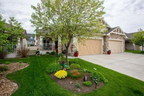 Townhouse for sale at 116 Sunset Sq Cochrane Alberta - MLS: C4305884