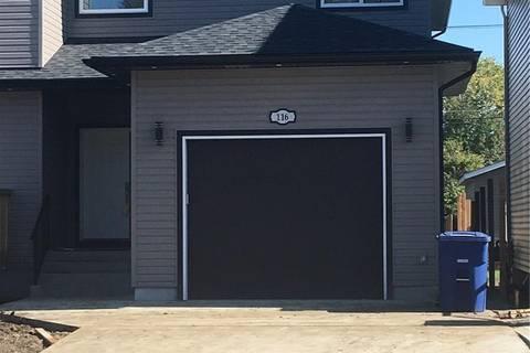 Townhouse for sale at 116 T Ave N Saskatoon Saskatchewan - MLS: SK796475