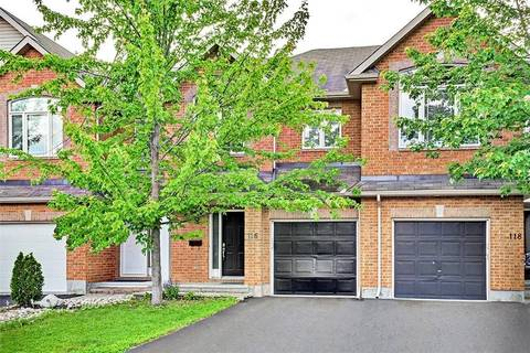 Townhouse for sale at 116 Talltree Cres Ottawa Ontario - MLS: 1158418