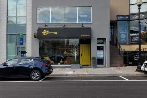Commercial property for lease at 116 Thomas St Oakville Ontario - MLS: W4851540