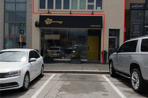 Commercial property for lease at 116 Thomas St Oakville Ontario - MLS: W4520289