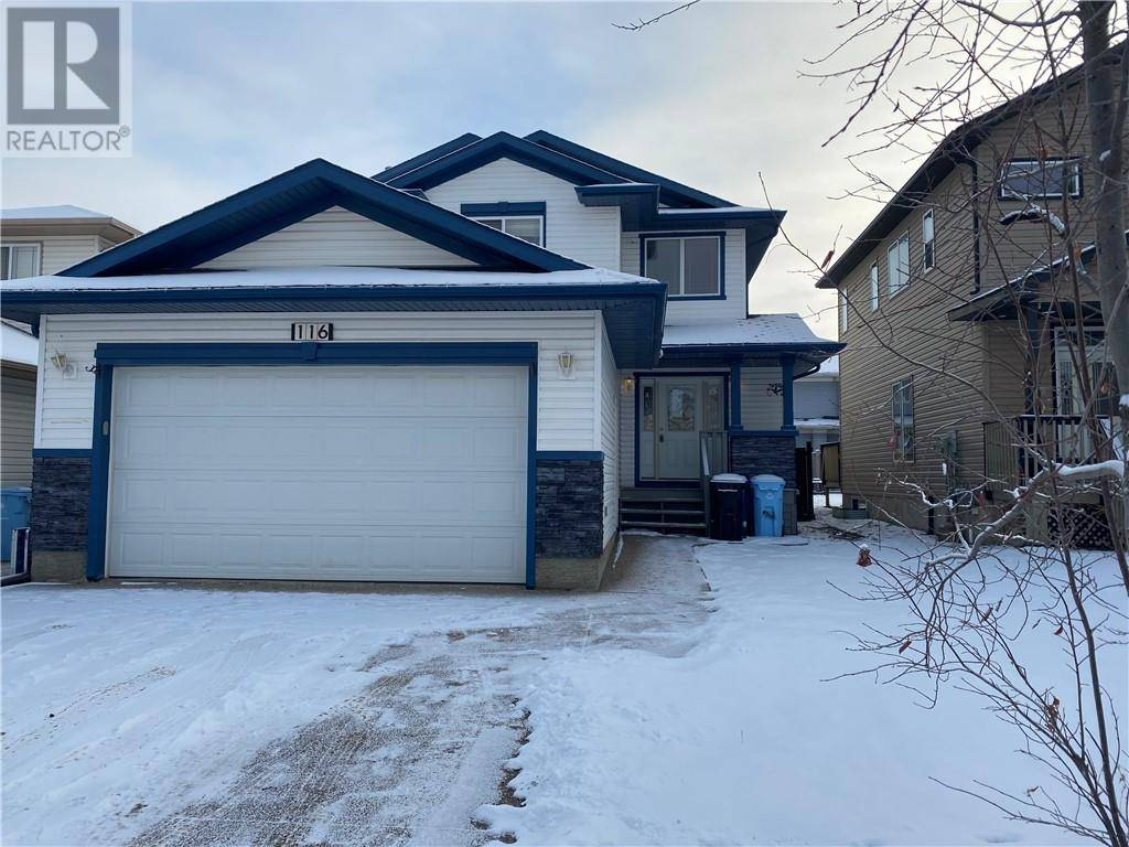 House for sale at 116 Trillium Rd Fort Mcmurray Alberta - MLS: fm0178603