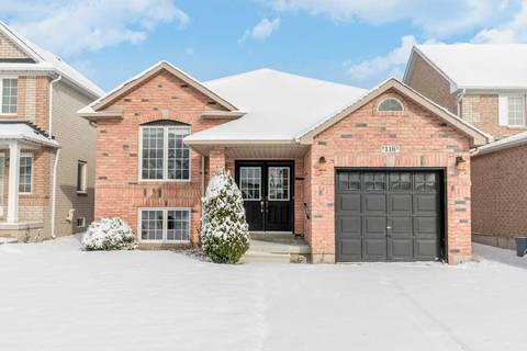 House for sale at 116 Tunbridge Rd Barrie Ontario - MLS: S4634983
