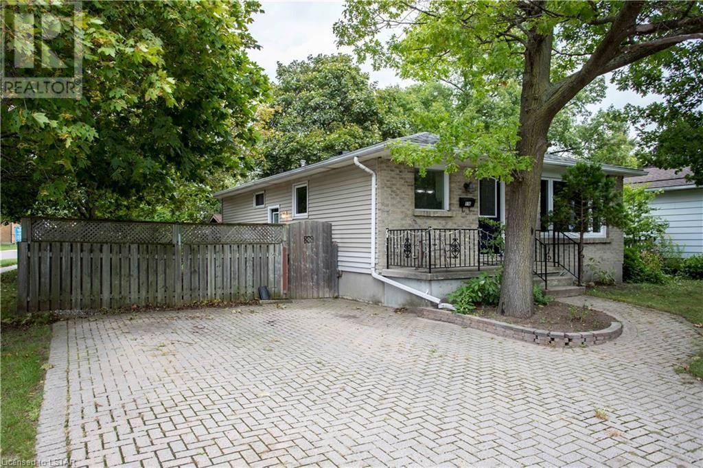 House for sale at 116 Tweedsmuir Ave London Ontario - MLS: 219711