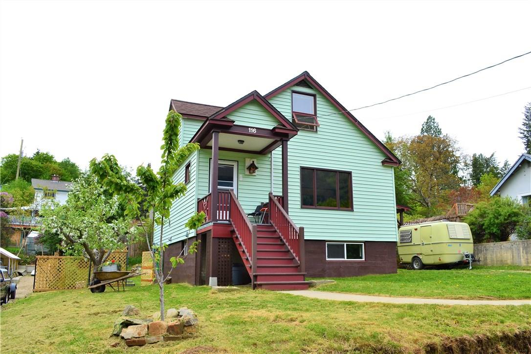 Removed: 116 Union Street, Nelson, BC - Removed on 2019-05-28 06:00:32