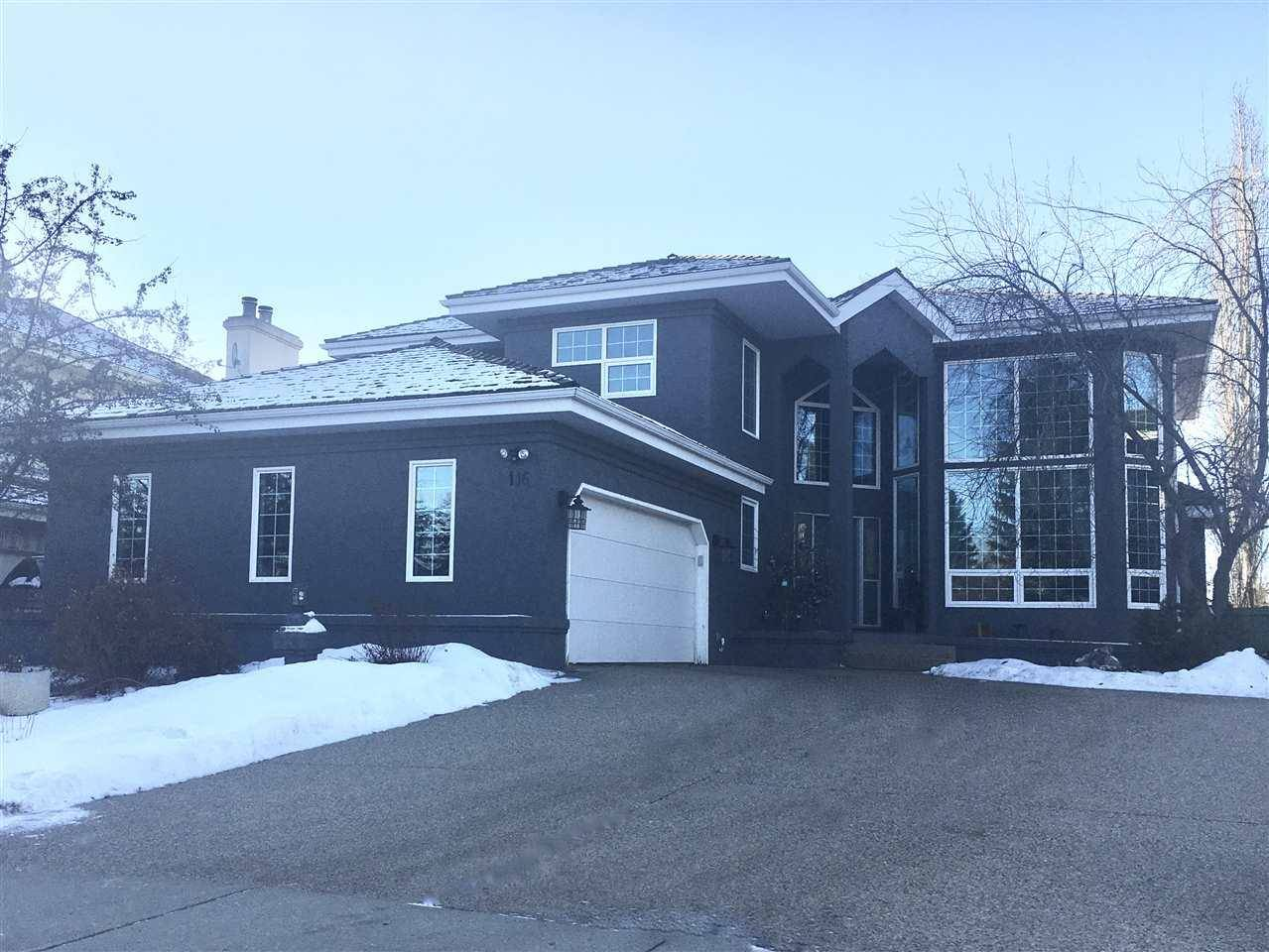 House for sale at 116 Weaver Dr Nw Edmonton Alberta - MLS: E4172469