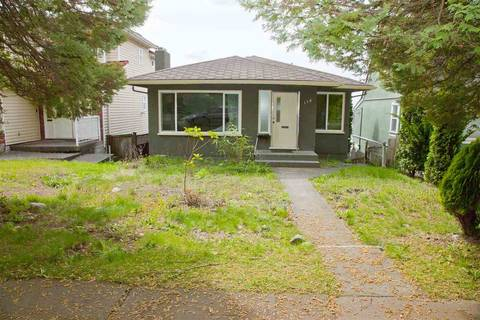 House for sale at 116 59th Ave W Vancouver British Columbia - MLS: R2358504