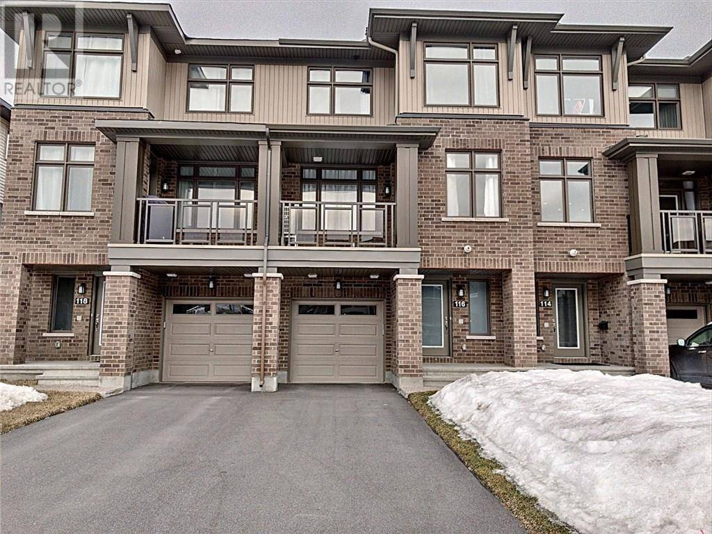 Townhouse for sale at 116 Wild Calla Wy Orleans Ontario - MLS: 1186622
